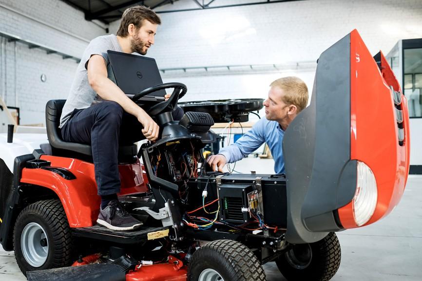 Bei PEM-Motion wird Mobilität neu definiert.