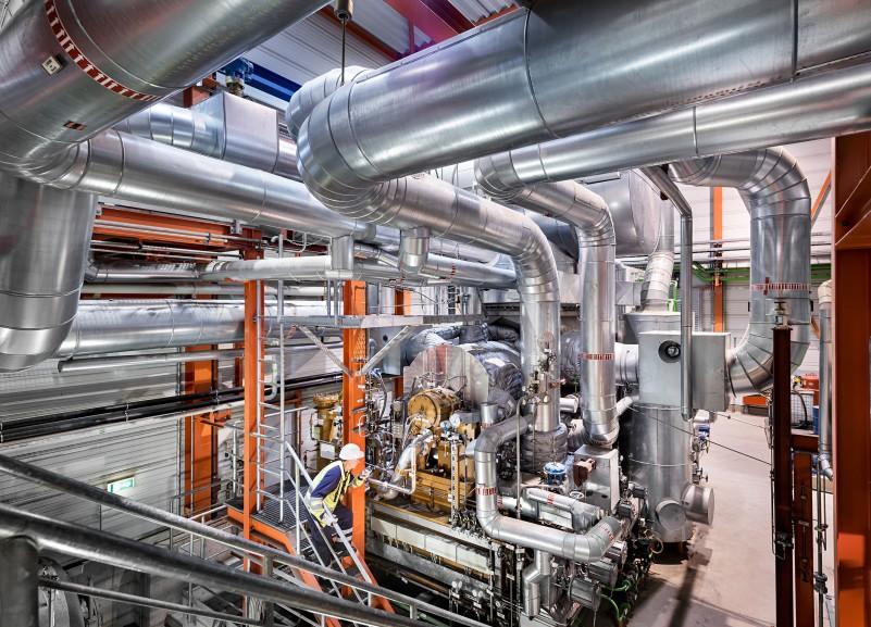 Biomasseheizkraftwerk Emden