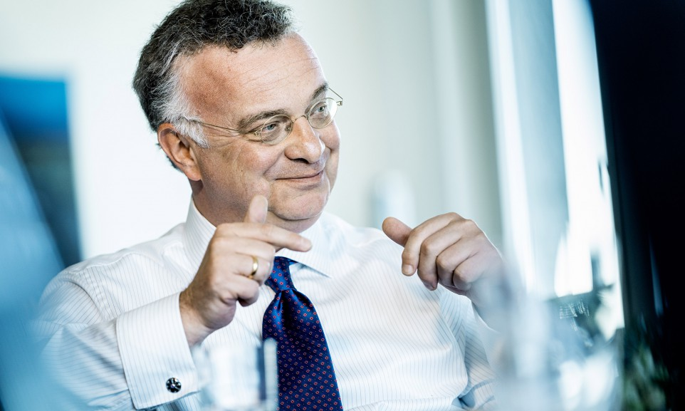 Christian Kullmann, EVONIK CEO und VCI-Präsident im SPIEGEL-Interview