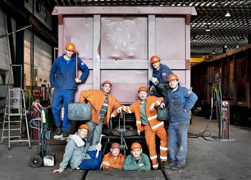 DB Cargo Waggonausbesserungswerk, Hagen