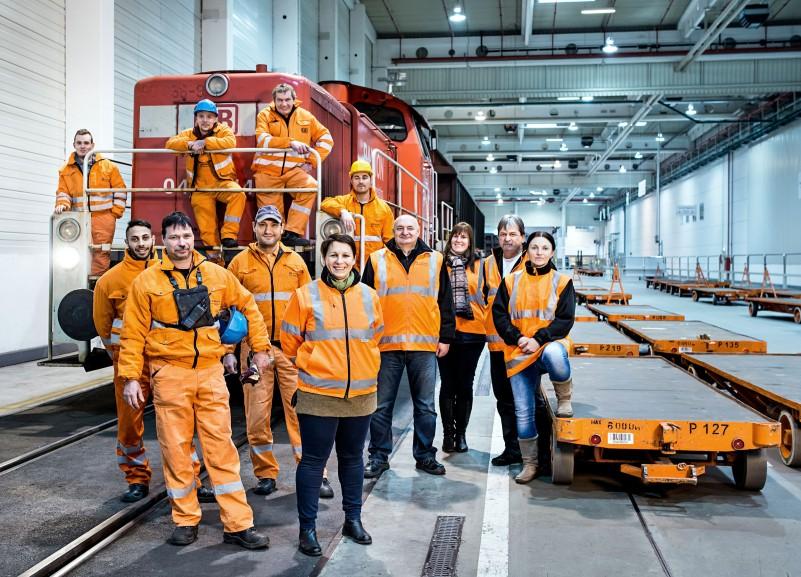 DB Cargo Logistik, Györ