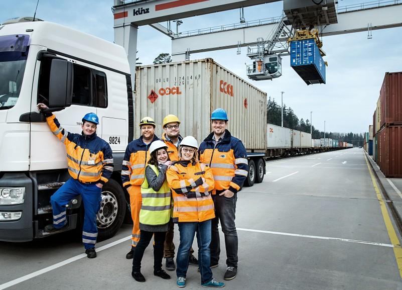 DB Cargo, Burghausen