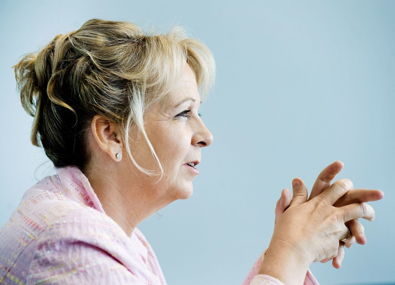 Hannelore Kraft, Hamburger Abendblatt Interview 2012