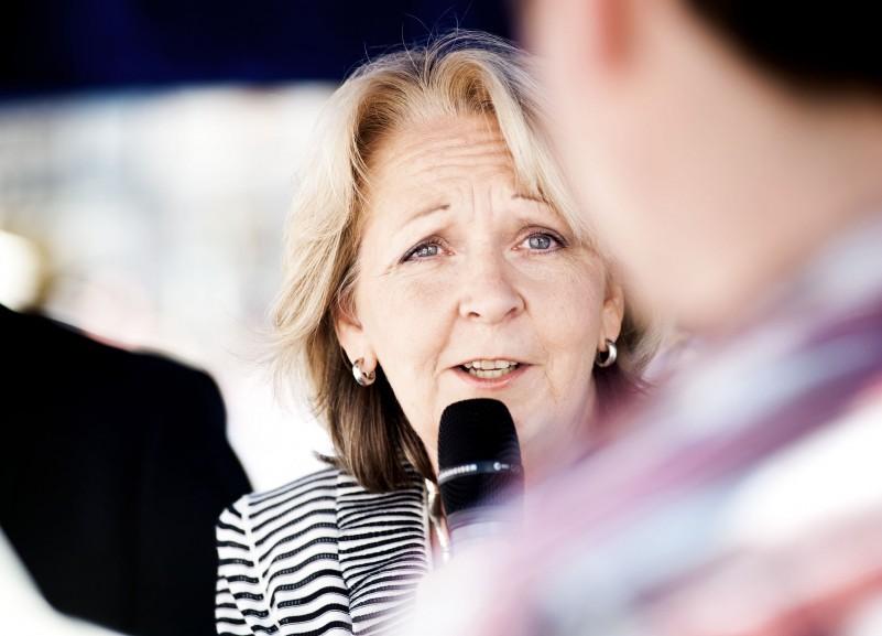 Hannelore Kraft, NRW Tag 2012