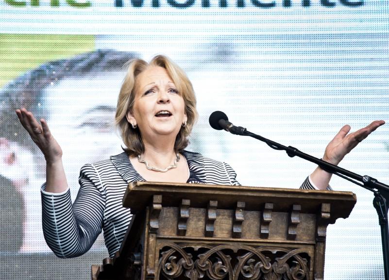 Hannelore Kraft, NRW-Tag 2012