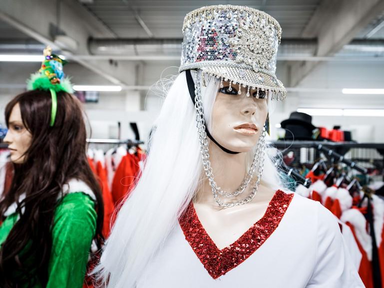 Filiale des Kostümhandels Deiters