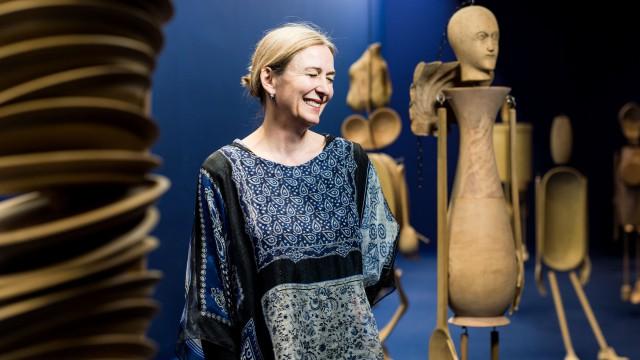 Marion Ackermann, Generaldirektorin der Staatlichen Kunstsammlungen Dresden // Cicero