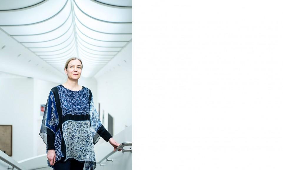 Marion Ackermann, Staatliche Kunstsammlungen Dresden for Cicero