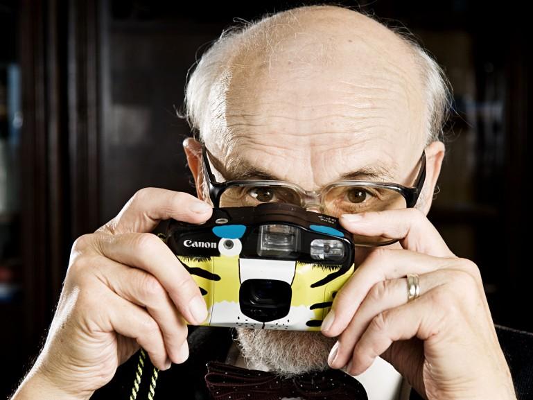 Wissenschaftler Portrait: Prof. Alfred Bellebaum, Soziologe und Glücksforscher für Technologe Review