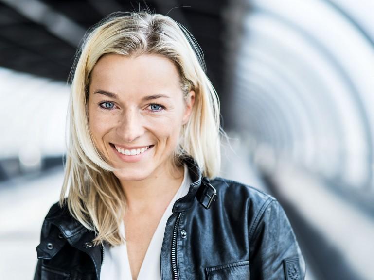 Nancy Reichenbach, dentist for Starget / Straumann