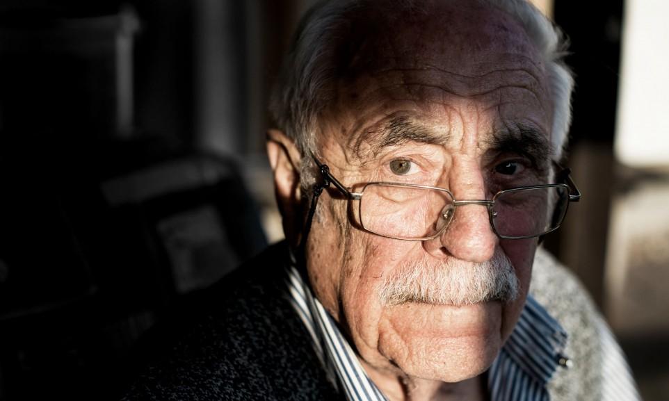 Werner Christukat, beteiligt an einem Kriegsverbrecherprozess für Der Spiegel