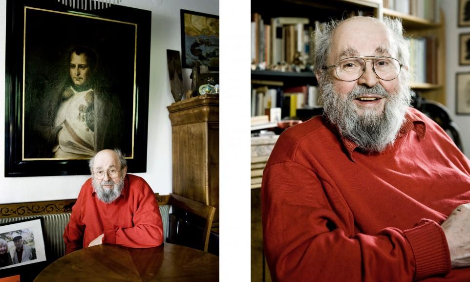 Franz Joseph van der Grinden, art collector for Stern