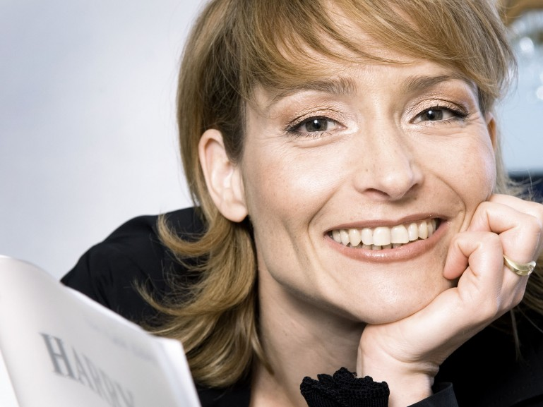 Petra Madita Kübitz, vocal coach for Stern