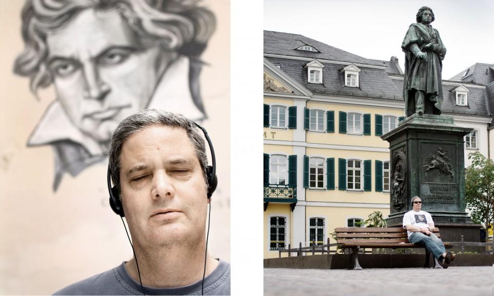 Stephen Moss, Redakteur bei einer Beethoven-Selbsterfahrung für The Guardian