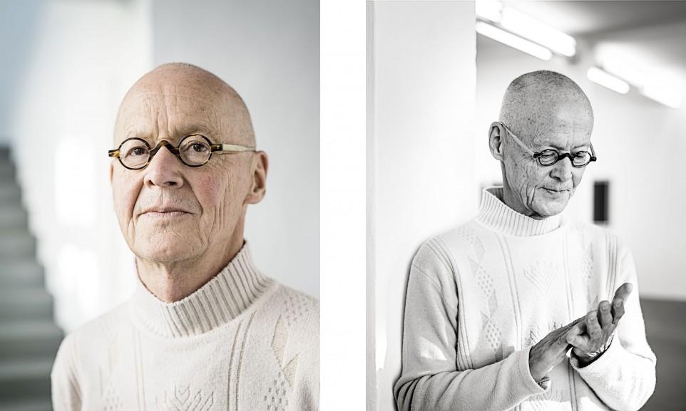 Wolfgang Laib, Künstler für Cicero