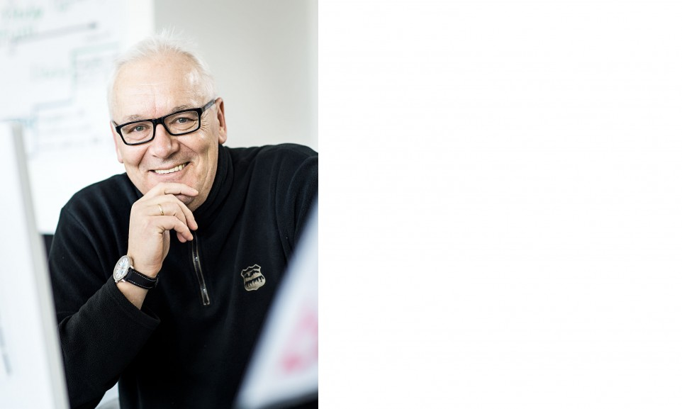 Karl-Heinz Baaken for DB Welt
