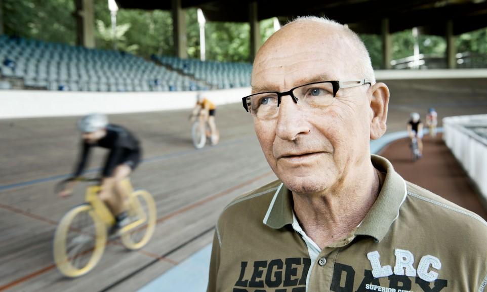 Jürgen Kissner, ehemaliger DDR Radrennfahrer für Der Spiegel