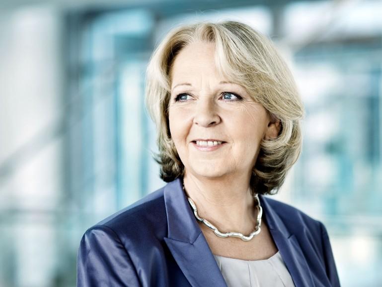 Hannelore Kraft, former Minister-President of North Rhine-Westphalia // government of NRW