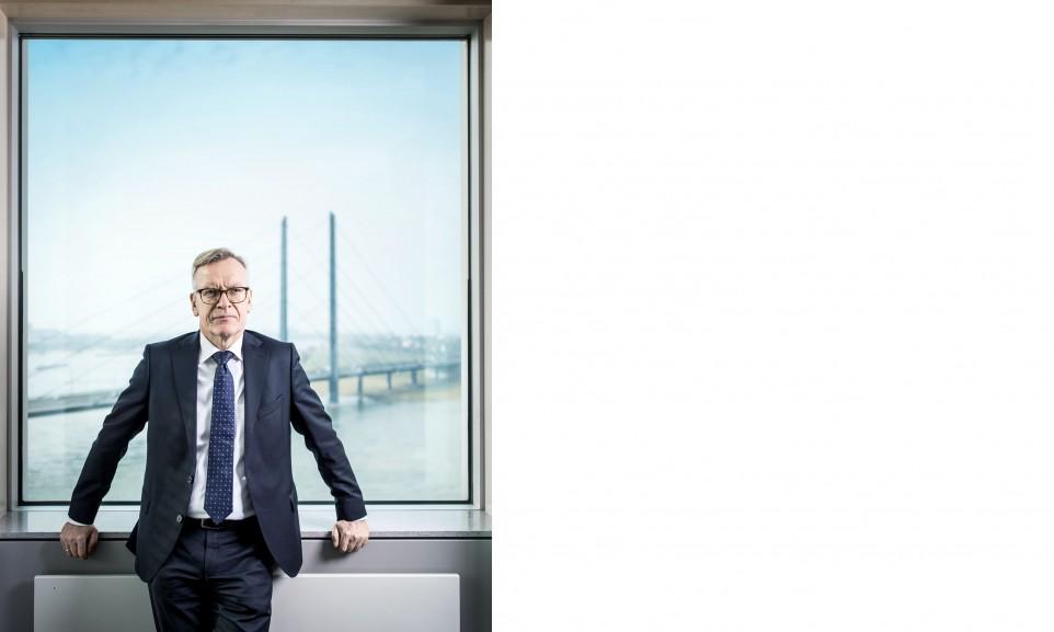 Dr. Michael Henze, Ministerialdirigent im Ministerium für Wirtschaft des Landes NRW