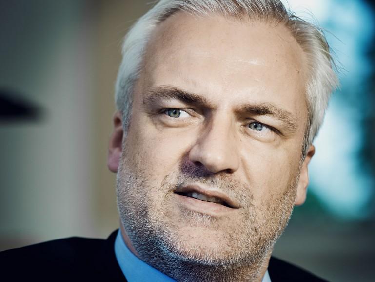 Garrelt Duin, Minister for Economic Affairs in North Rhine-Westphalia // Focus Magazine