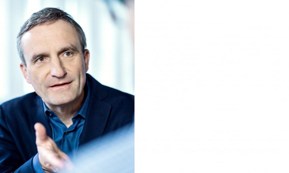 Thomas Geisel, mayor of the city of Düsseldorf // PR