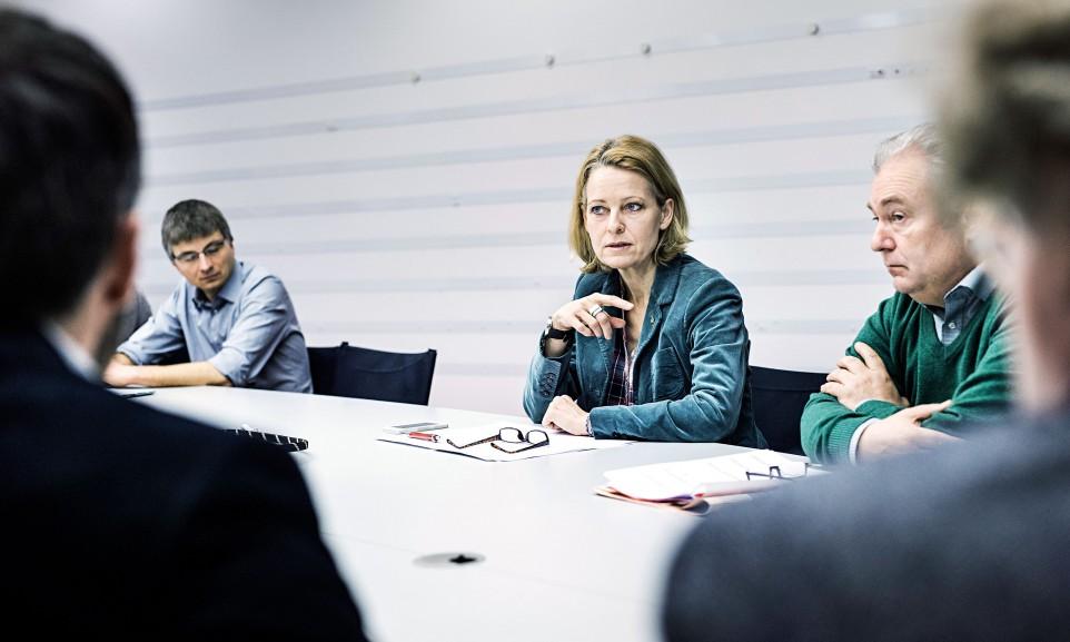 Miriam Meckel, journalist and editor of Wirtschaftswoche // Der Spiegel