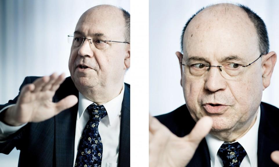 Praeses Nikolaus Schneider, EKD // Borse Online