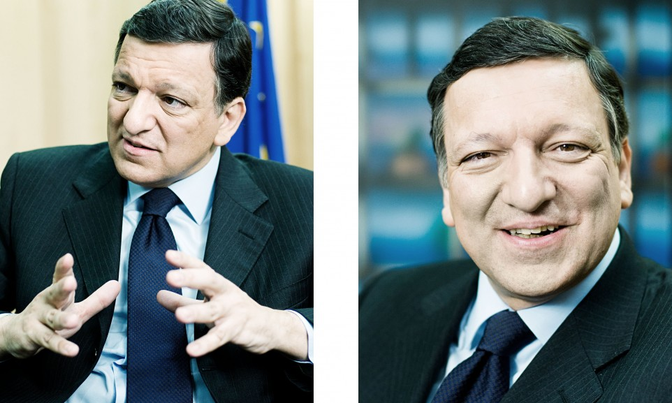 José Manuel Durão Barroso, President of the European Commision // Profil