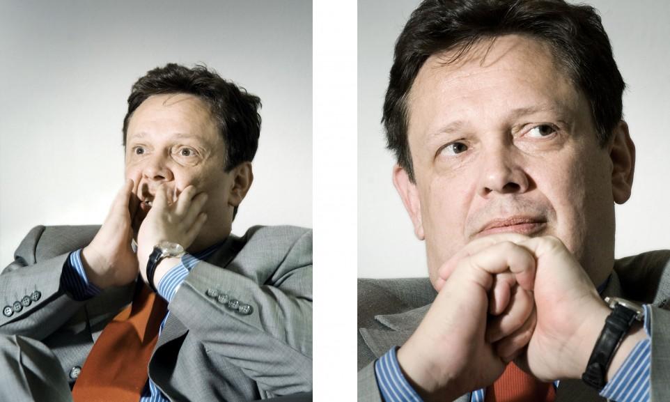 Dr. Frank Schirrmacher, journalist and author // Profil