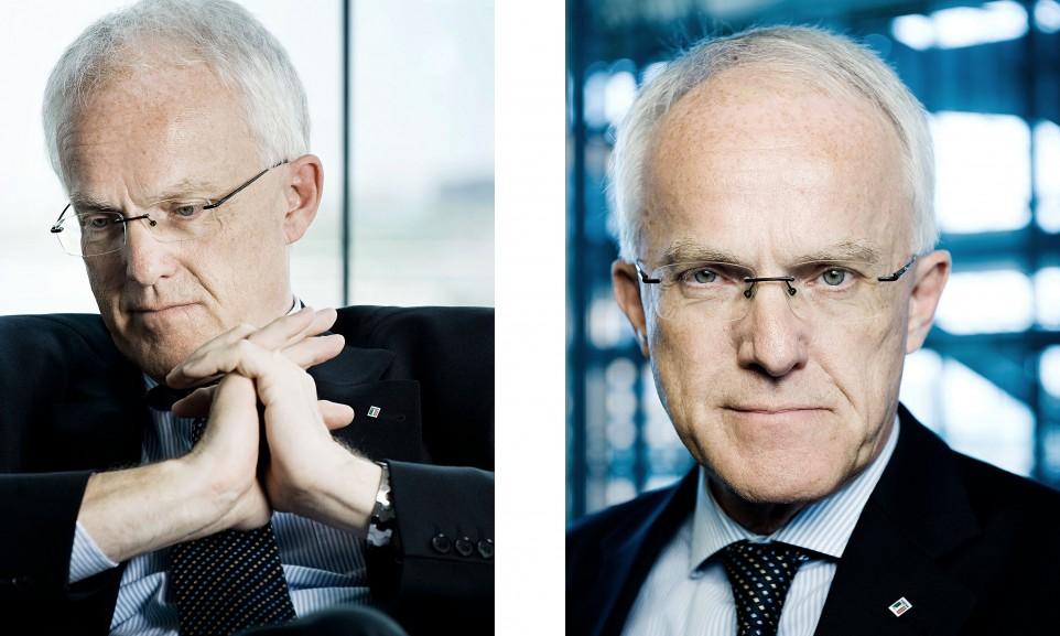 Jürgen Rüttgers, former Minister-President of North Rhine-Westphalia // Der Spiegel