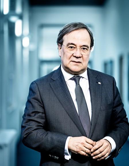 Armin Laschet, NRW-Ministerpräsident // DER SPIEGEL