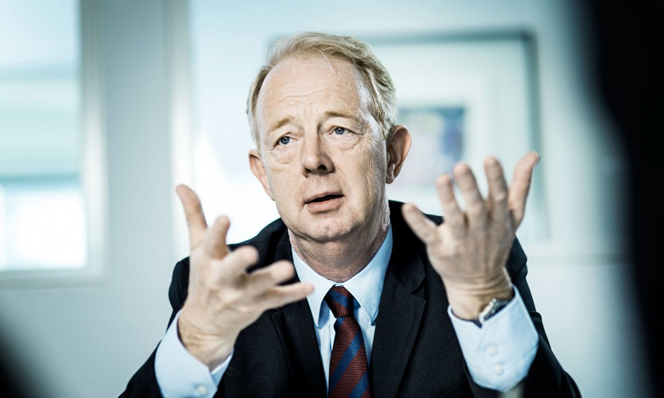 Marijn Dekkers, CEO Bayer AG for Der Spiegel