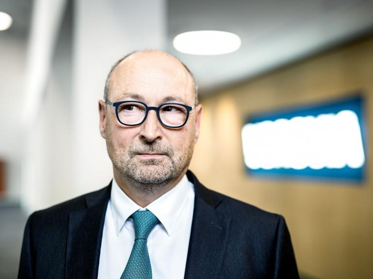 Rolf Buch, CEO Vonovia AG for Der Spiegel
