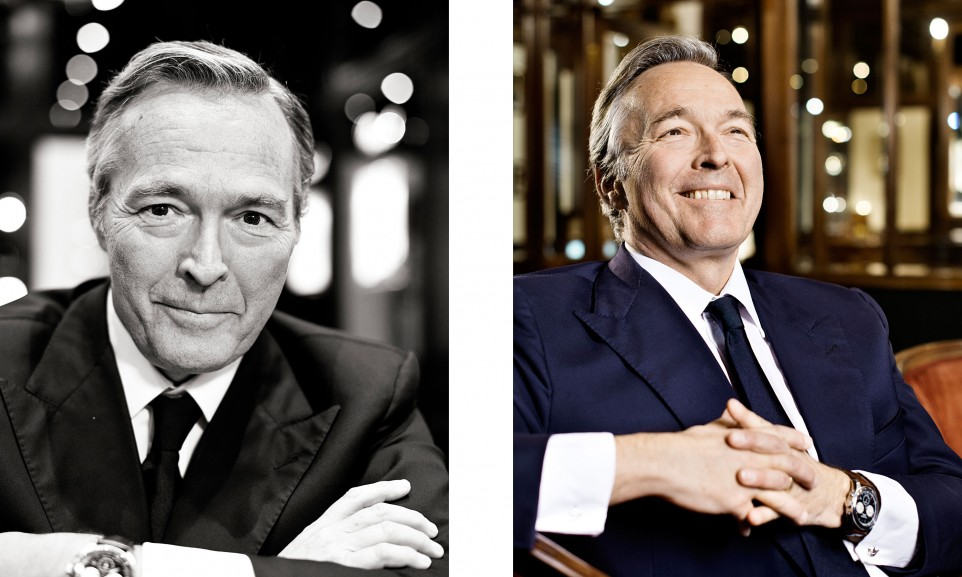 Karl-Friedrich Scheufele, CEO Chopard for Exceptional Magazine, EY