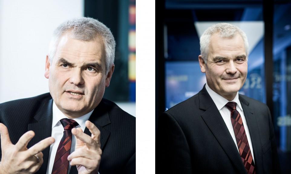 Christoph Schmallenbach, CEO Generali Deutschland Holding AG for Der Spiegel