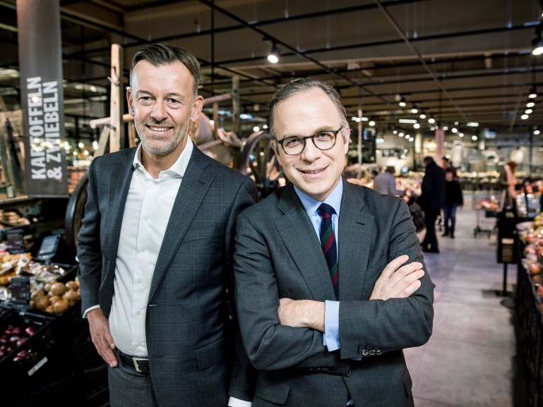 real-Bosses Henning Gieseke and Patrick Müller-Sarmiento for Focus Magazin