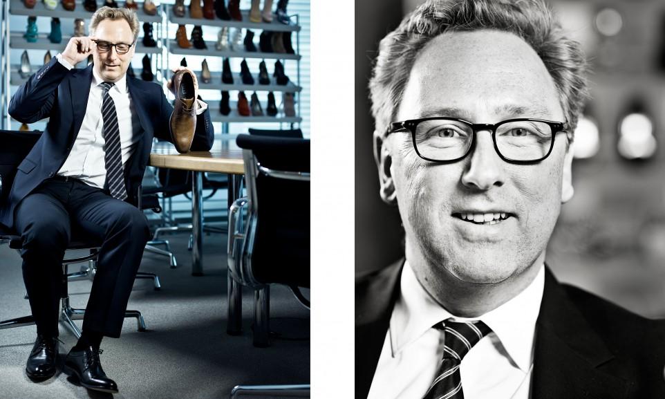 Heinrich Deichmann, CEO Deichmann SE for Der Spiegel