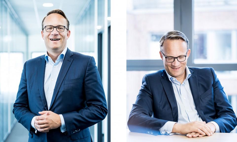 Dr. Markus Krebber, RWE Vorstand für Spiegel