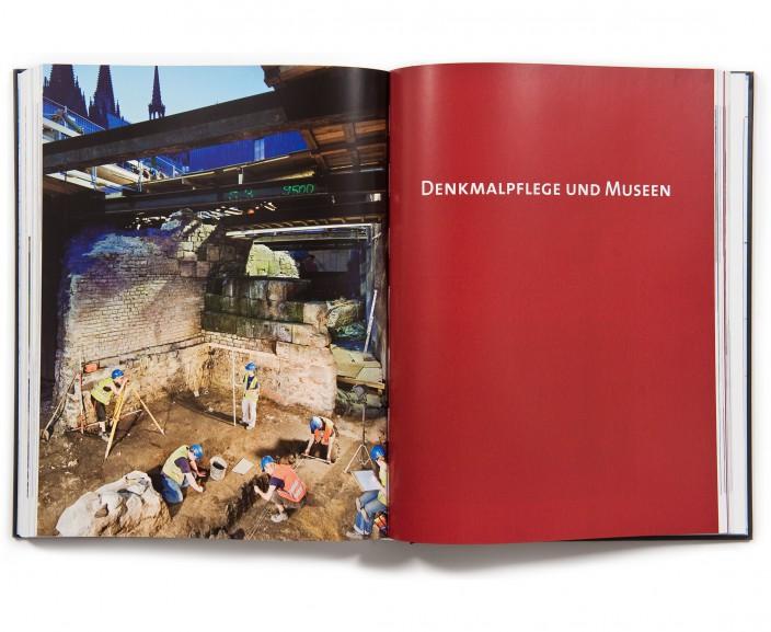 Buchveröffentlichung FUNDGESCHICHTEN – Archäologie in Nordrhein-Westfalen