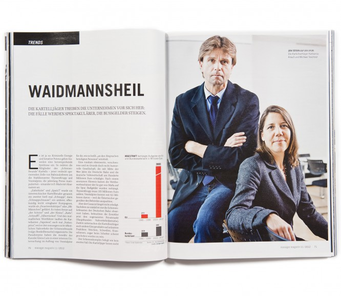 Manager Magazin / Hamburg