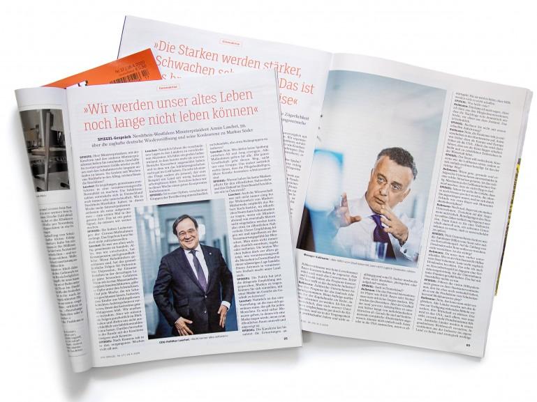 Der Spiegel / Hamburg