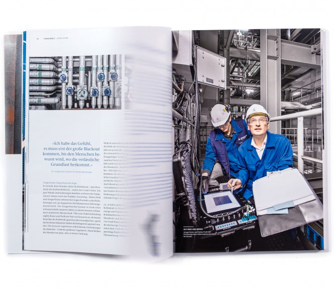 Geschäftsbericht TÜV Rheinland / Düsseldorf