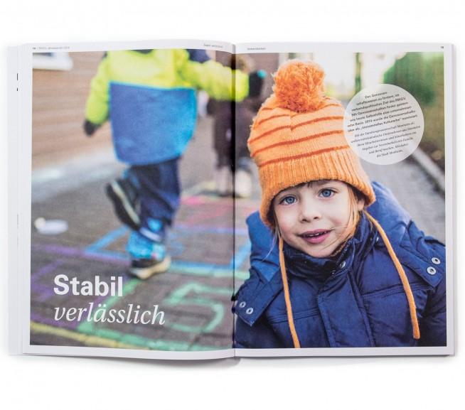Geschäftsbericht Rheinisch-Westfälischer Genossenschaftsverband / Düsseldorf