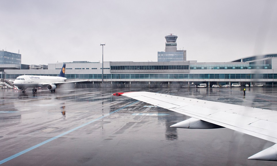 Ankunft in Prag